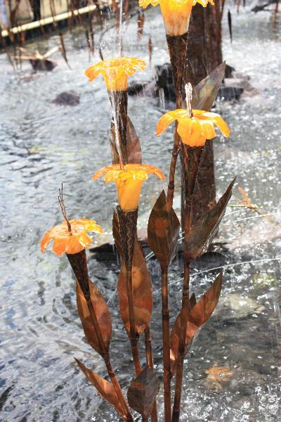 Bildet er fra Chelsea Flower Show'09