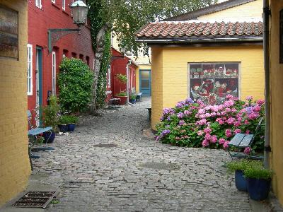 Trange gater i Bornholm