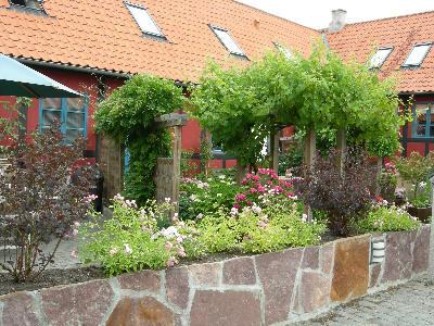 Hagemur fra Bornholm
