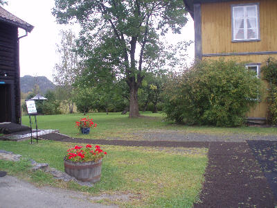 Huset på Nyfossum