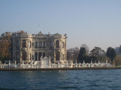 Hageport fra Istanbul