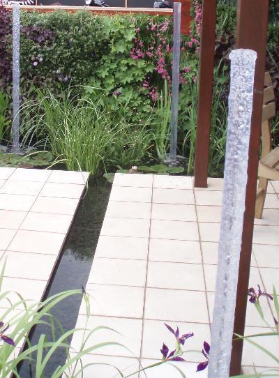 Nye designløsninger for vann i hagen