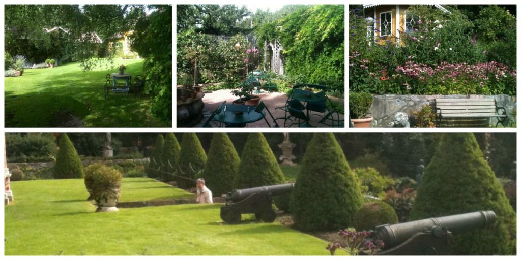 Rom i hagen