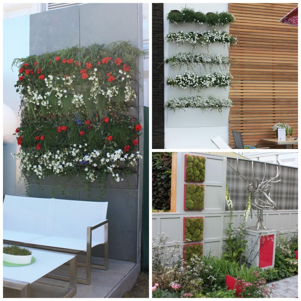 Blomstrende vegger