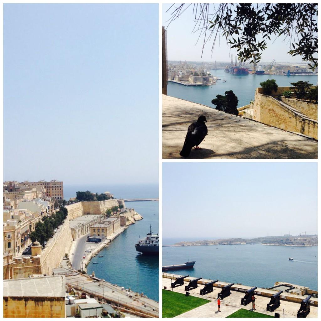 Nyt synet av Grand Harbour